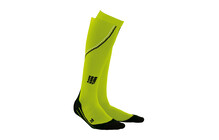 cep Men's Night Run Socks neon green